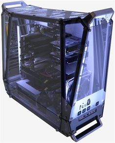 In Win Glass Tòu' Case - 1073670 - PC Gallery | MMGN Australia