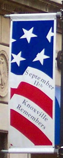 Knoxville, TN - remembering September 11th