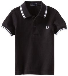 Fred Perry Boys 2-7 Kids Twin Tipped Shirt « Clothing Impulse