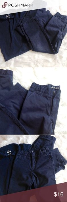 Girl's school bundle Two pants and a polo, uniform compliant. Great condition. Matching Sets