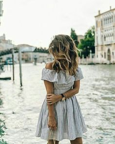 This dress is perfect for summer