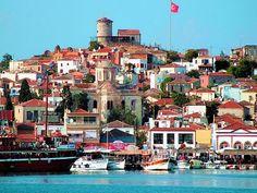 Cunda, Turkey, Ayvalık