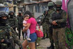 Intervenção militar no México resultou em 200 mil mortos e 23 mil desaparecidos