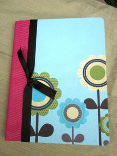 Altered composition notebooks.