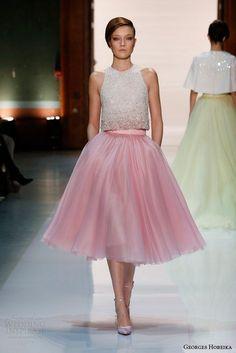 Tulle skirts Glamsugar.com