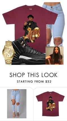 """Untitled #266"" by brooklynnmckenna ❤ liked on Polyvore featuring Michael Kors"
