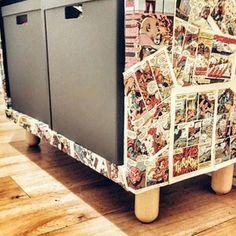 Entdecke neue Möglichkeiten für deine schwedischen Möbel mit unseren cleveren Ergänzungsprodukten für Expedit, Billy, Malm und andere IKEA-Möbel