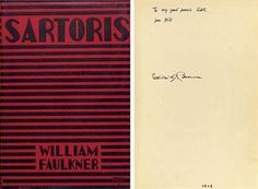 """""""A man's future is inherited in that man . there is no such thing as was. William Faulkner, Illusions, Future, The Originals, Cover, Books, Future Tense, Libros, Book"""