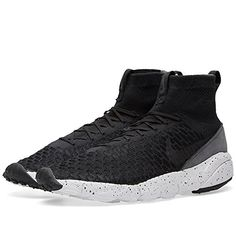 pretty nice 5d1f4 d150c Nike Air Footscape Magista Flyknit Mens Trainers 816560 Sneakers Shoes US  10 black dark grey 003     Want to know more, click on the image. (This is  an ...