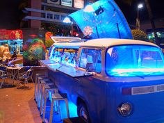 Party VW Type 2 - Volkswagen Type 2