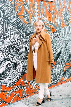 10 S.F. Spots For An Off The Wall #OOTD #refinery29 Zoe Zeigler Mural http://www.refinery29.com/best-instagram-picture-backgrounds-san-francisco#slide26 Wild life 2.0.