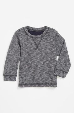 Tucker + Tate 'Sultan' Space Dye Top (Baby Boys) available at #Nordstrom