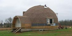 dome homes | Good Karma Domes - Patchwork Quilt Dome