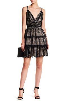 b1dc4c5741a Image of alice + olivia Olive Lace Dress Top Designer Brands