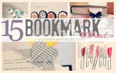 15 Fabulous Bookmark Tutorials