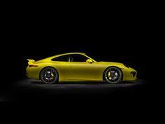 Porsche 911 TechArt 2012