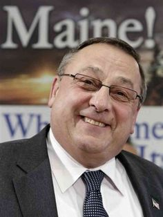OOPS! GOP's Attempt to Expose Welfare Fraud in Maine Reveals It's Actually Less Than ONE Percent ... Can I please wipe the smirk of this douchnozzles face?