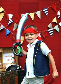 Jake and the never land pirate party