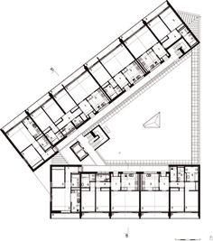 Adalberto Dias Arquitecto Lda, Fernando Guerra / FG+SG · Edifício de Habitação. Porto · Divisare