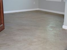 Iron oxide concrete pigment is a powder that integrally colors stucco, mortar, grout, overlay and other cement based materials. Black concrete pigment in stock Diy Concrete Stain, Acid Stained Concrete Floors, Concrete Dye, Concrete Projects, White Concrete, Decorative Concrete, Basement Flooring Waterproof, Basement Subfloor, Basement Flooring Options
