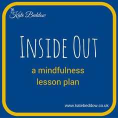 Inside Out Lesson Plan