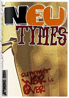 NEu Tymes 9 — NEu Tymes