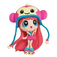Amazon.com : Kawaii Crush Hannah Banana Nom Nom Cuddly Pet Collection : Dolls : Toys & Games Kawaii Crush, Big Girl Toys, Toys For Girls, Kawaii Doll, Kawaii Jewelry, Doodles Zentangles, Lol Dolls, Cute Toys, Cute Animal Pictures