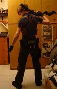 Leon S Kennedy From Resident evil.