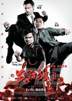 SPL2 Tony Jaa, Wu Jing, Louis Koo