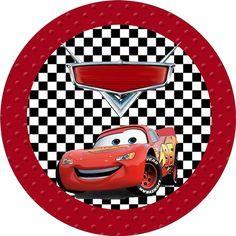 Fazendo a Propria Festa: KIT DE PERSONALIZADOS TEMA CARROS DISNEY. Printables for Disney Cars