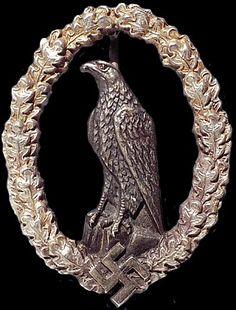 Luftwaffe Flieger Erinnerungsabzeichen (Luftwaffe Retired Pilot Flyer`s Commemorative Badge)