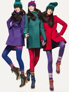 United Colors of Benetton Fall/Winter 2010