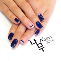 I love Korean nail art