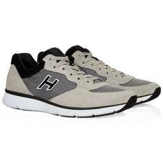 Hogan sneakers Traditional 20.15 in beige suede - Italian Boutique €209