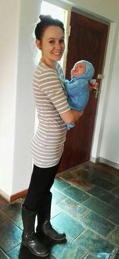 6weeks post baby