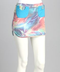 Take a look at this Hollywood Pocket Miniskirt by Rebecca Michaels on #zulily today!
