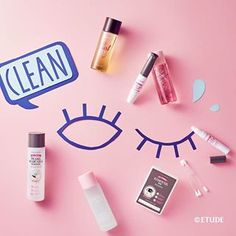 Fabulous Korean SkinCare routine ref 6940500593 Daily face care steps and sugg Asian Skincare, Korean Skincare Routine, Etude House, Asian Makeup, Korean Makeup, Korean Beauty, Asian Beauty, Natural Beauty, Best Makeup Products