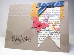 StampWithKriss.com » Blog Archive » Card from the Stampin' Up! home office
