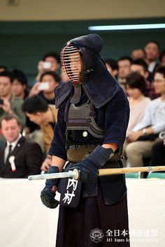 Uchimura, Winner of the All Japan KENDO Championship Samurai, Martial Arts Techniques, Ninja, Sword Fight, Japanese Sword, Kendo, Aikido, Black Belt, Karate