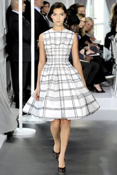 Christian Dior | Spring 2012 Couture Collection | Arizona Muse Modeling | Style.com