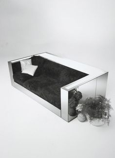 If you are trying to shop for furniture made in either fully or at least partially environmentally responsible manners, look out for three possible certifications. Vintage Furniture Design, Vintage Designs, Sofa Furniture, Home Decor Furniture, Architecture Design, Vintage Interiors, Salon Design, Take A Seat, Furniture Inspiration