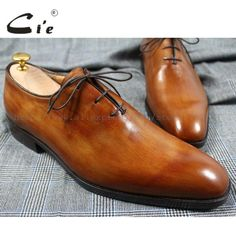 Check it on our site cie Plain Square Toe Custom Handmade Bespoke 100%Genuine Calf Leather Breathable men's leather Oxford  Dress Shoe Brown OX202 just only $168.00 with free shipping worldwide  #menshoes Plese click on picture to see our special price for you