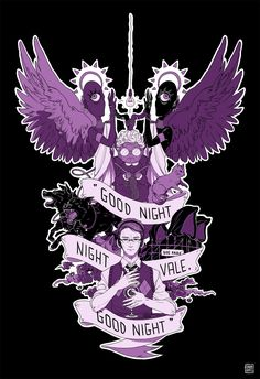 Welcome to Night Vale — chromehearts: My entry for the Night Vale shirt...