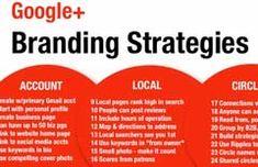 64 Google Plus Marketing Tips Infographic