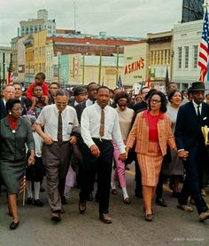 Dr. Martin Luther King Jr.  & Coretta Scott King