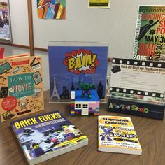 MakerSpace: Quick and Easy Stop Motion Movies — @TLT16 Teen Librarian Toolbox