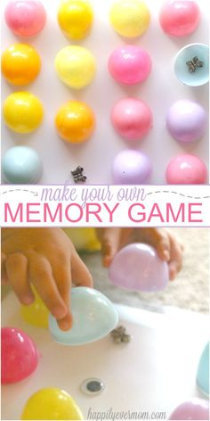 What is Easter without a couple of fun Easter games? The whole family will be able to join in on these DIY and store-bought Easter games for kids. Easter Games For Kids, Gym Games For Kids, Easter Eggs Kids, Easter Snacks, Plastic Easter Eggs, Memory Games For Kids, Games For Toddlers, Easter Activities, Easter Party