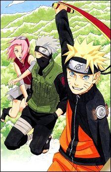 #1 Fav Manga - Naruto