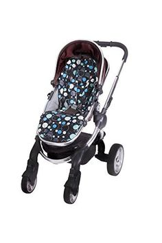 Bambella Designs universal stroller liners are handmade to the highest standard using 300 gram density inlay for additional comfort. Our liners are designed to fit most strollers on the market with a five point safety harness and come with side wings to offer added support for your baby and... see more details at https://bestselleroutlets.com/baby/strollers-accessories/product-review-for-bambella-designs-stroller-liner-blue-circles/