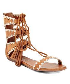 Love this Tan Lexi Sandal on #zulily! #zulilyfinds